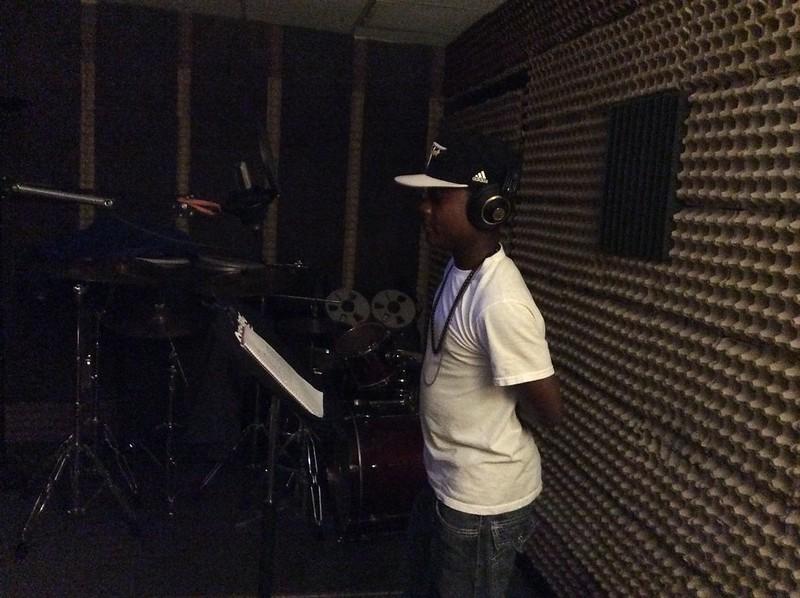 teen in rehab makes music