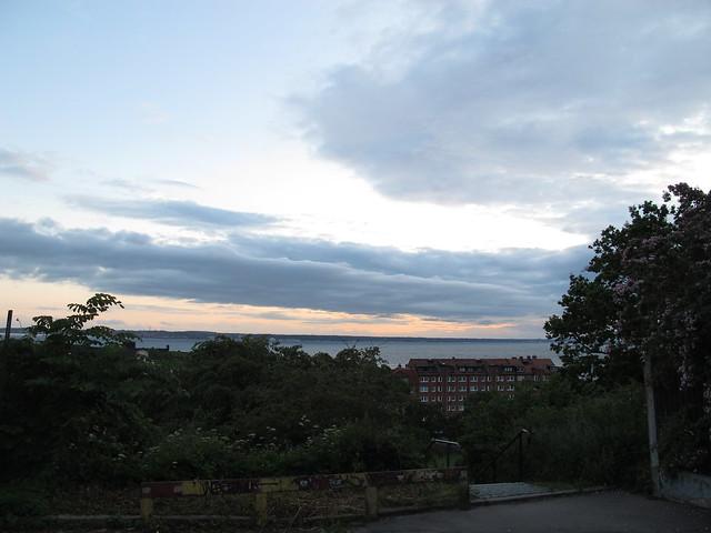 midsummer's eve, helsingborg