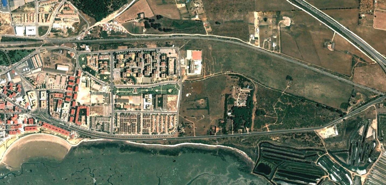 puerto real, cádiz, royal portus, antes, urbanismo, planeamiento, urbano, desastre, urbanístico, construcción