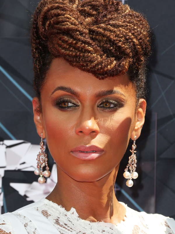 Nicole Ari Parker 2015 BET Awards
