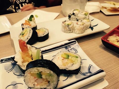 WTF sushi