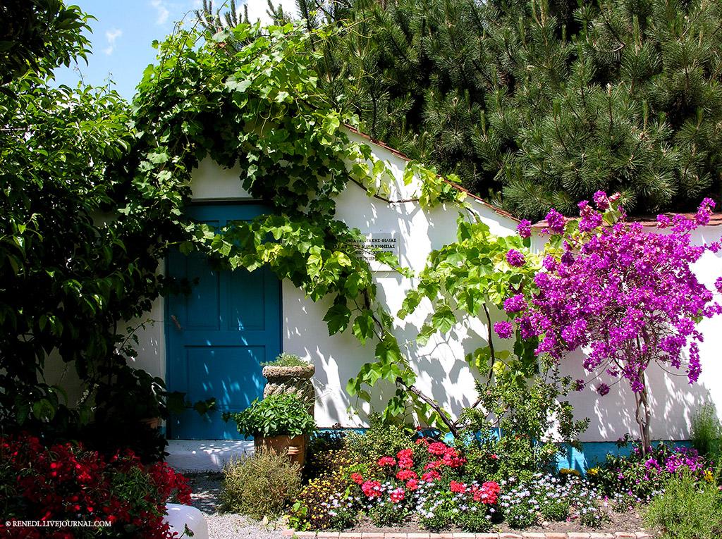 Greece Garden Renedl