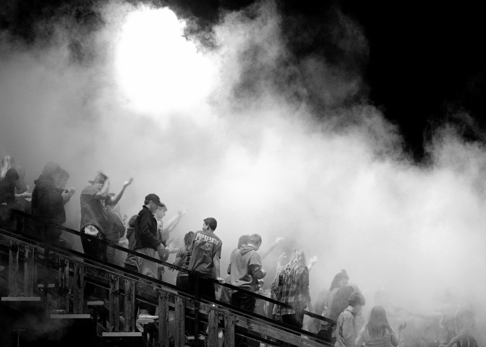 Powder Toss | by Photographs By Wade