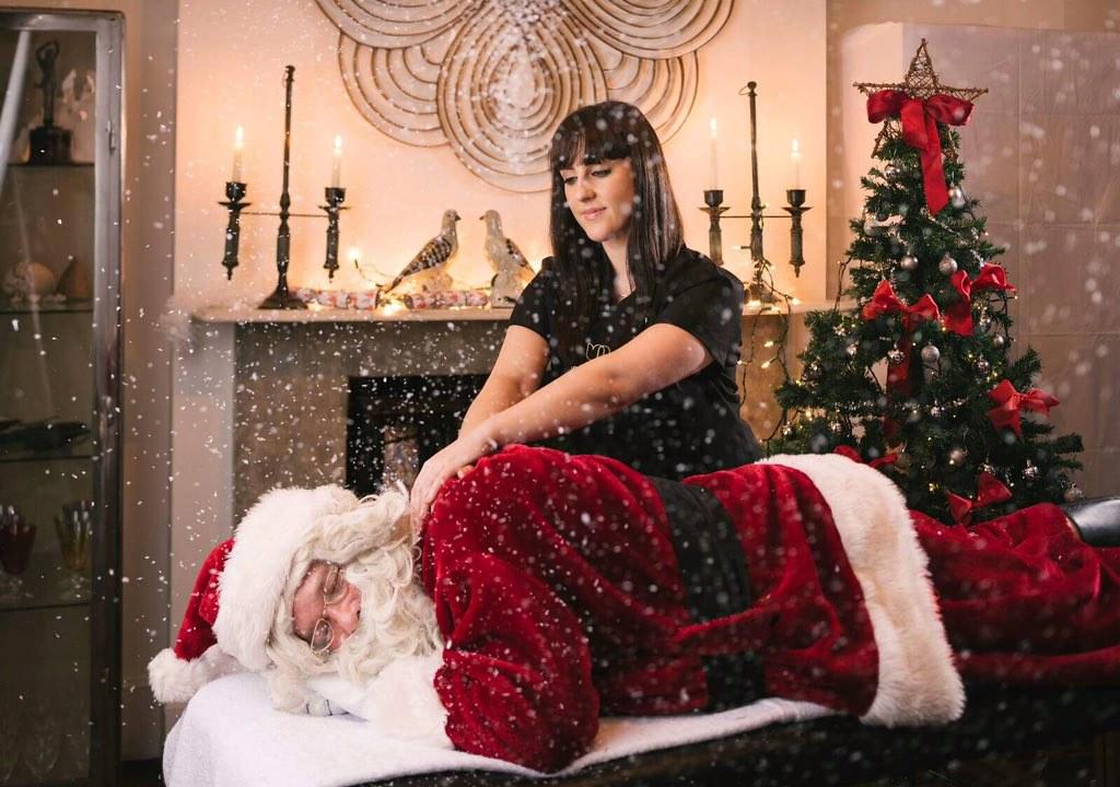 Santa Father Christmas for Urban Massage | www.starnow.co.uk… | Flickr