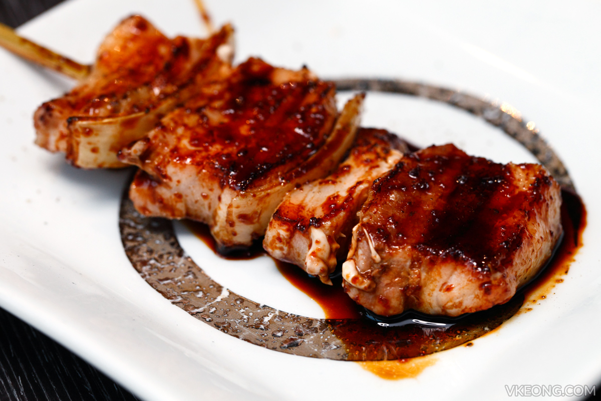 Chitose Grilled Pork Belly