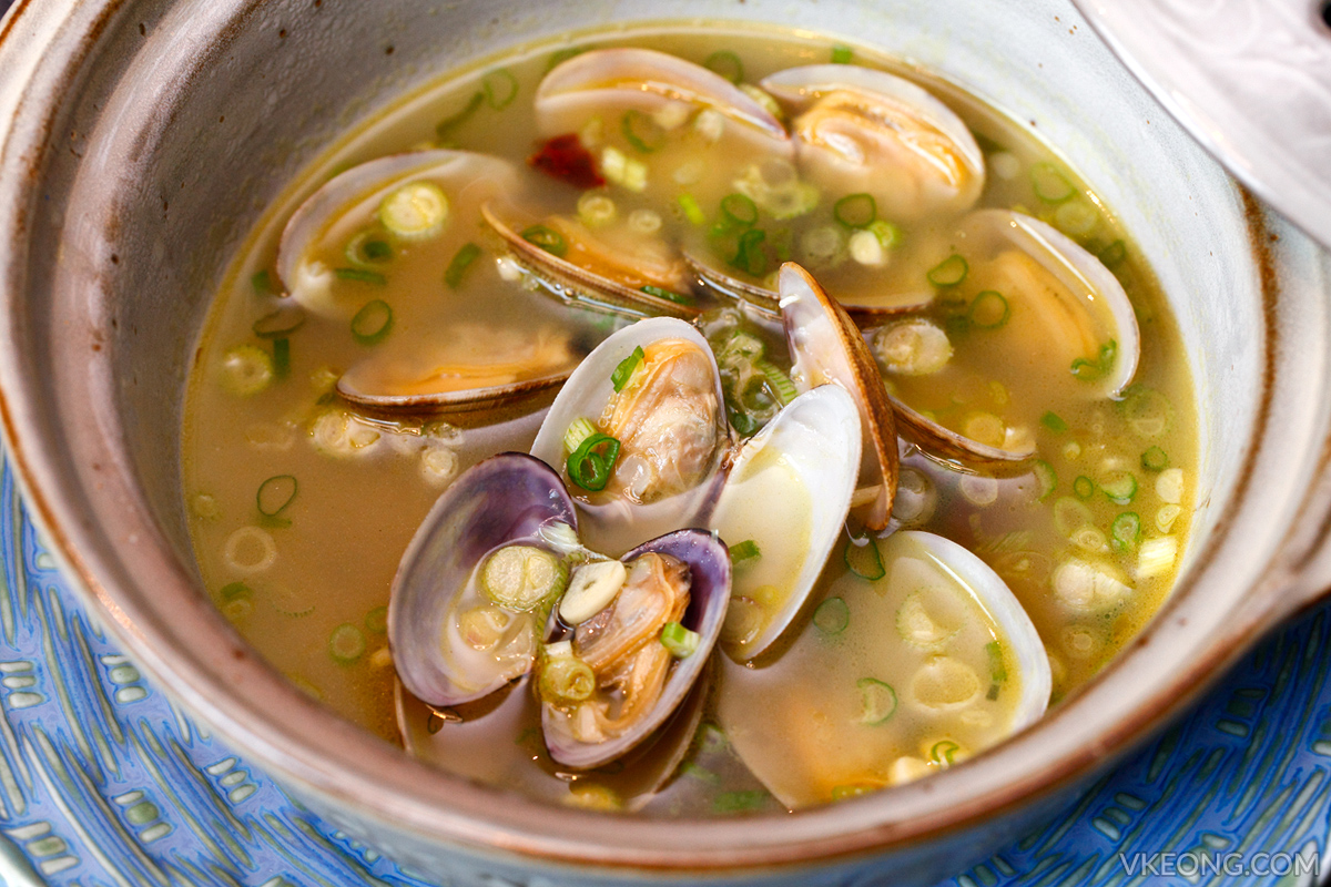 Chitose Boiled Clams