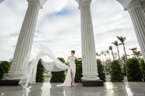 跨海飛越千里~Kiss九九麗緻婚紗替我們在台灣創造了幸福婚紗回憶錄 (13)