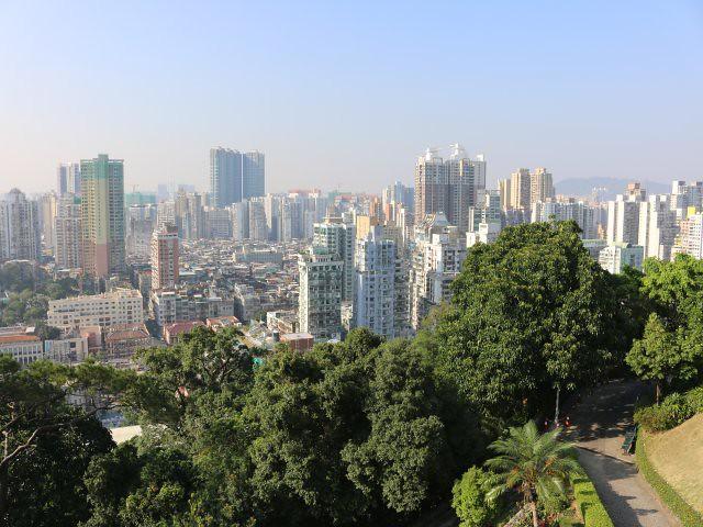 fortareaza guia 3 obiective turistice macao