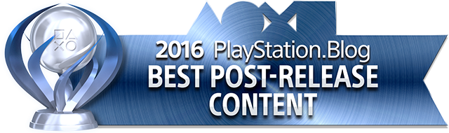 Best Post-Release Content - Platinum