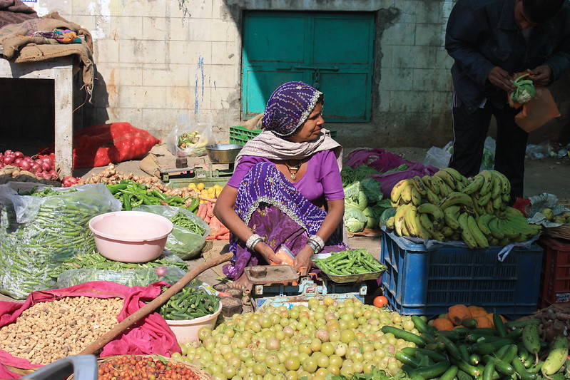 Овощи Индии
