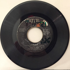 EVELYN KING:I'M IN LOVE(RECORD SIDE-A)
