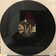 YO-YO:AIN'T NOBODY BETTER(RECORD SIDE-B)