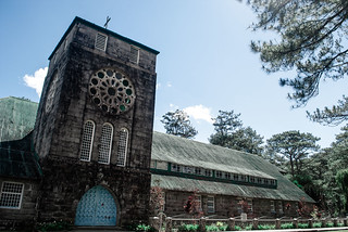 sagada st mary's church