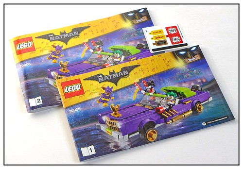 The LEGO Batman Movie 70906 The Joker Notorious Lowrider box04