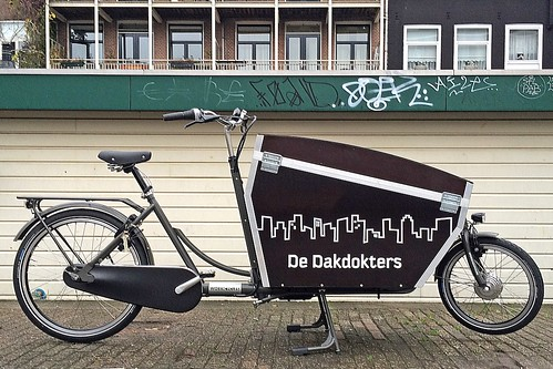 WorkCycles Kr8 Delivery- Dakdokter