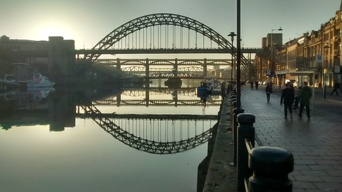 Tyne Bridges Dec 16 1