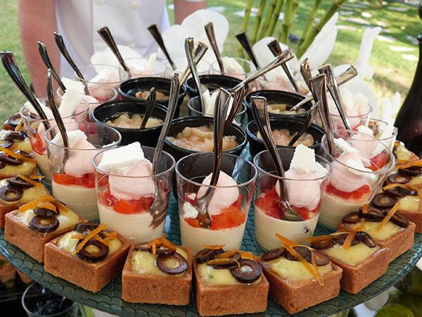 un dessert ?