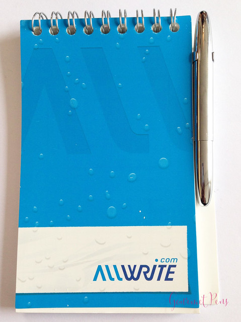 Review All Write Waterproof Notepads @AllWritePaper (10)