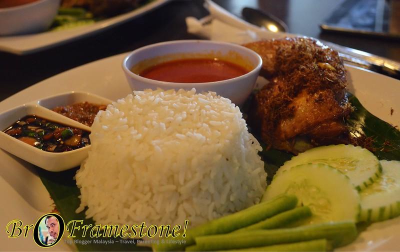 Ayam Kampung Set Restoran Tempayan Bandar Baru Sungai Buloh
