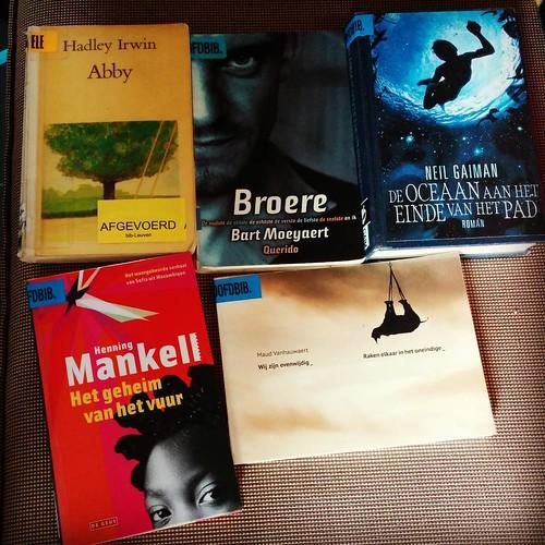 Leerplan juli, volledig in het teken van de #verbeeldingbookchallenge. #toread #boekenwurm