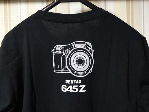 ユニクロ PENTAX Tシャツ #5