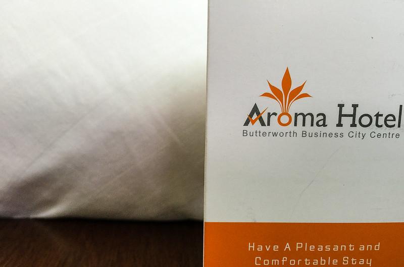 Aroma Hotel Butterworth Penang, Malaysia