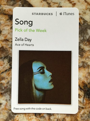 Starbucks iTunes Pick of the Week - Zella Day - Ace of Hearts