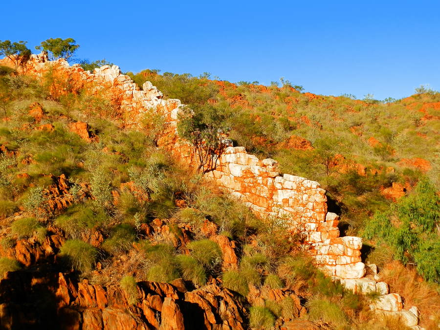 China Wall, via Halls Creek
