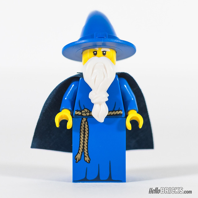 LEGO Nexo Knights《骑士之书》(独家Merlok minifigure)