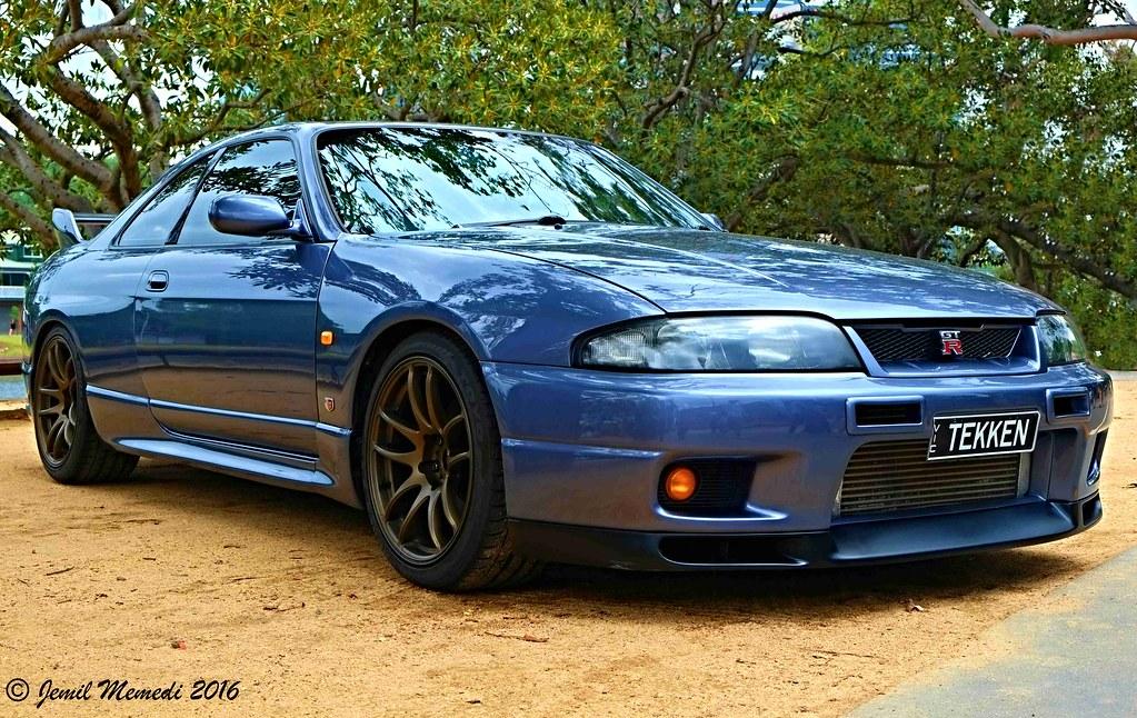 ... 1996 Nissan Skyline R33 GT R | By Jemil.memedi22