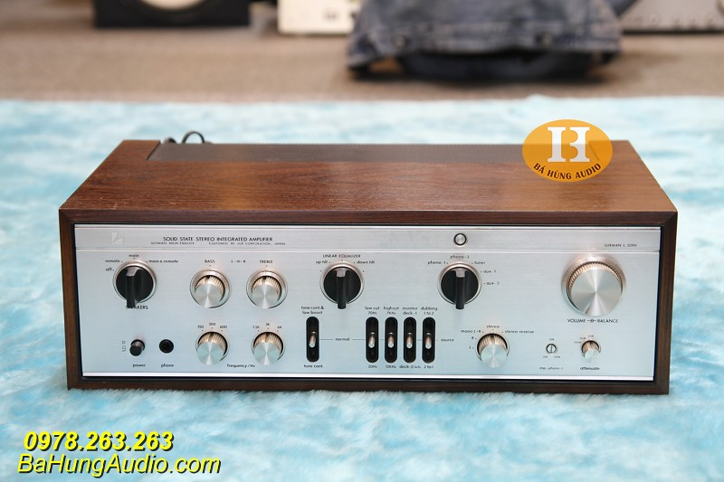 Amply Luxman L309V Đẹp xuất sắc