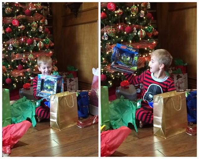 School Christmas Party's and Kiki's 201451