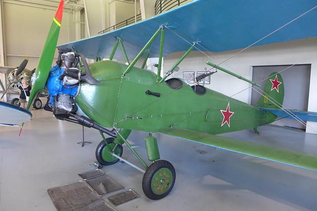 Polikarpov Po-2 Mule