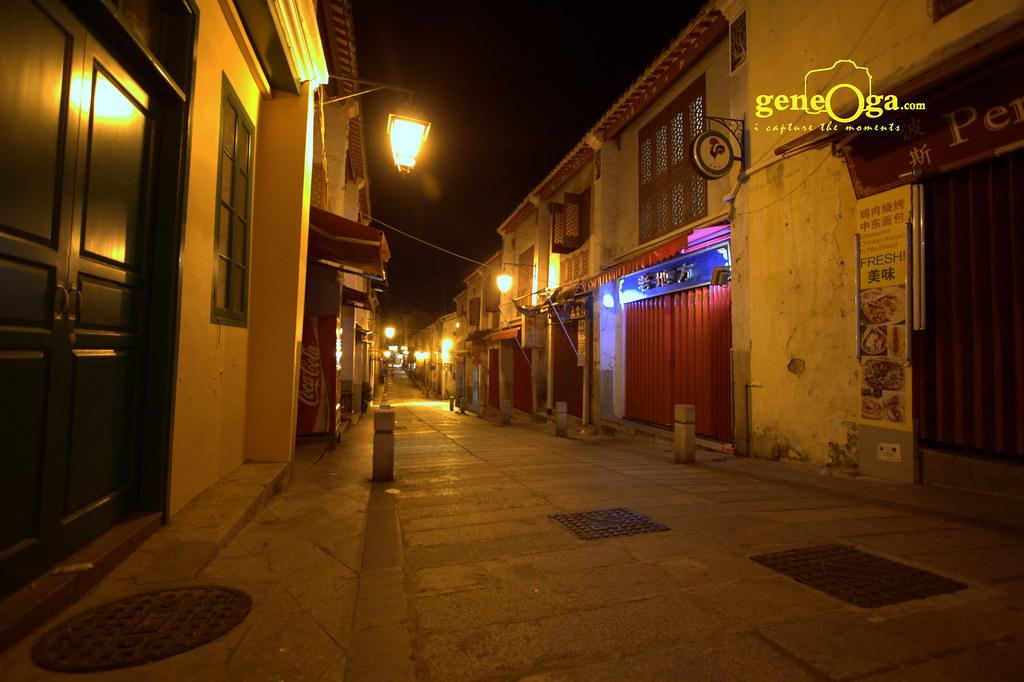 Rua da Felicidade (Happiness Street)