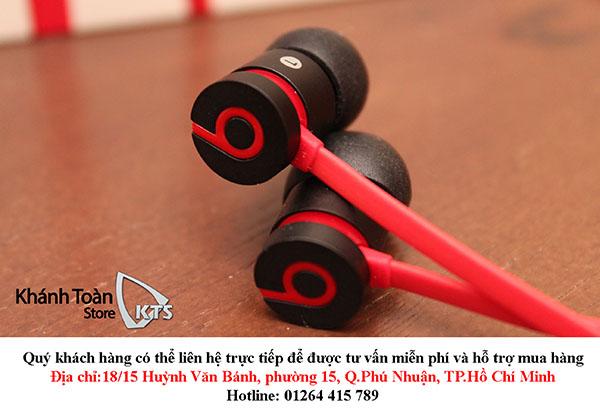 Chuyên gia ở HCM tư vấn gì tới người sử dụng về phương pháp sử dụng và cách bảo quản tai nghe Beats