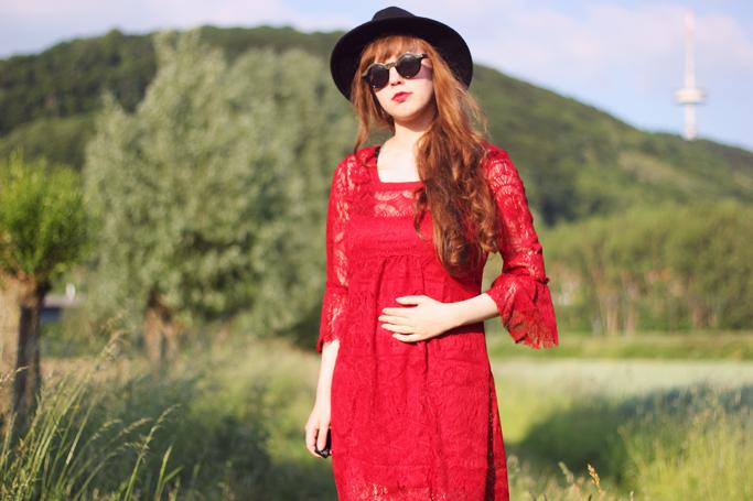 Boho look - bohemian style blogger fashionblog