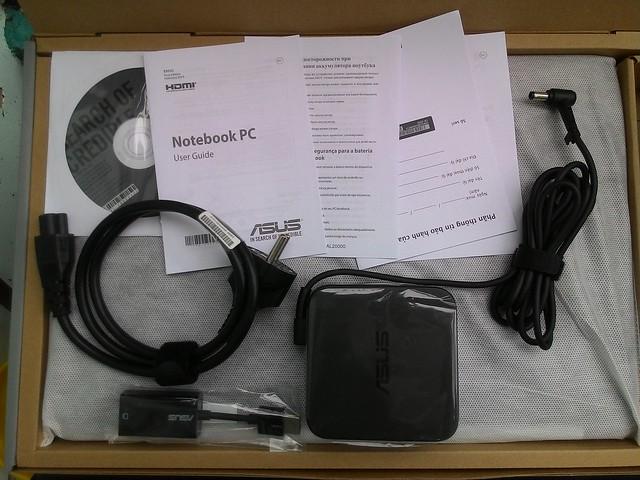 [Khui hộp] Asus K501L - Laptop tầm trung thiết kế đẹp cấu hình cao - 77132
