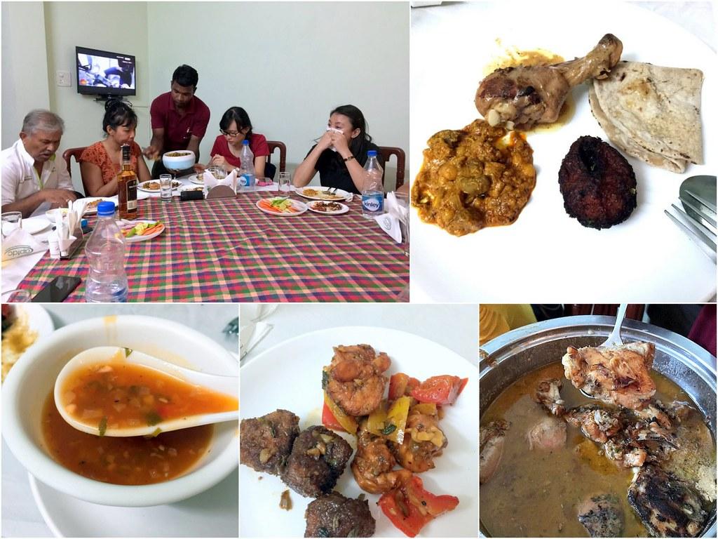 INDIA - visakhapatnam - sightseeing - food