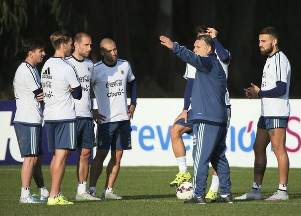 Argentina repetirá ante Colombia, el equipo que le ganó a Uruguay