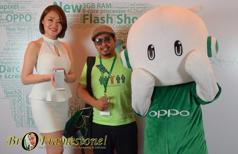 Majlis Pelancaran OPPO R7 Lite & OPPO R7 Plus di Malaysia