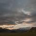 Abendsonne überm Eyjafjallajökull