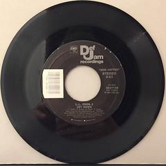 L.L. COOL J:I'M BAD(RECORD SIDE-B)