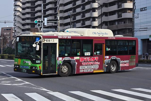 2016/12/04 東京都交通局 K685