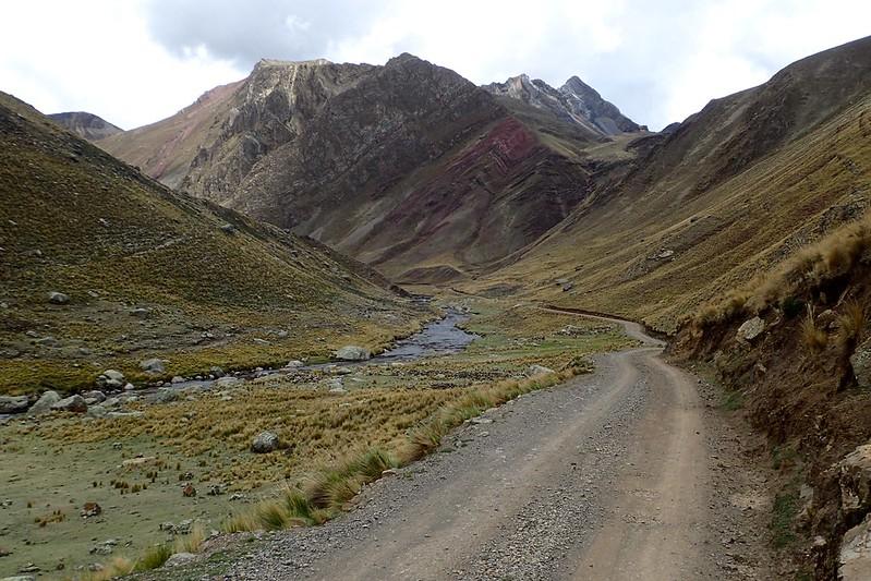 Navidad, pedaleando por la reserva paisajística Nor Yauyos-Cochas.