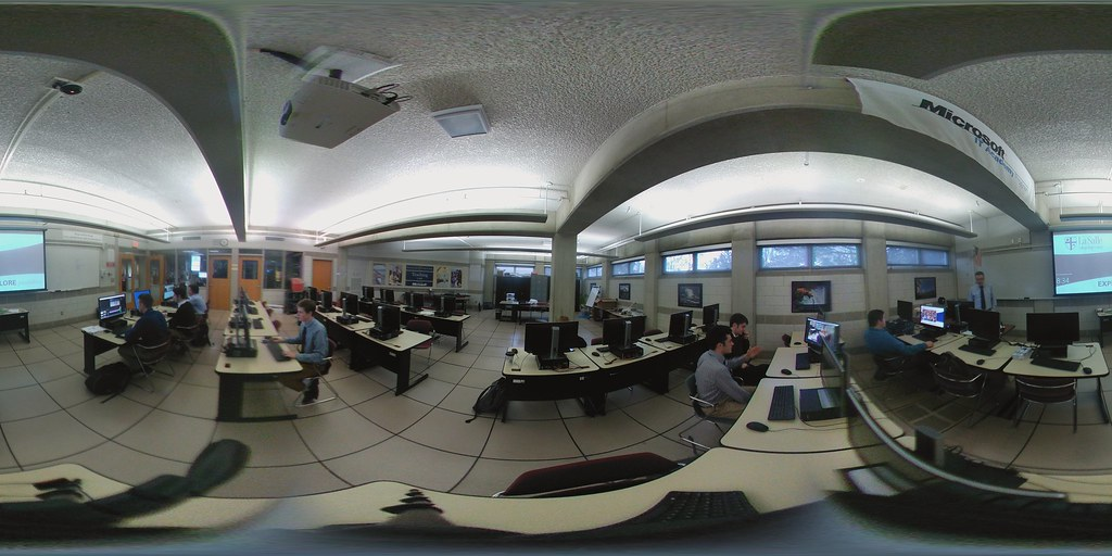 IST Course Teaching Computer Lab