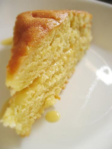 Custrard Cake Filling