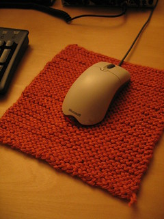 Knitted Mouse Pad? | by Badecator