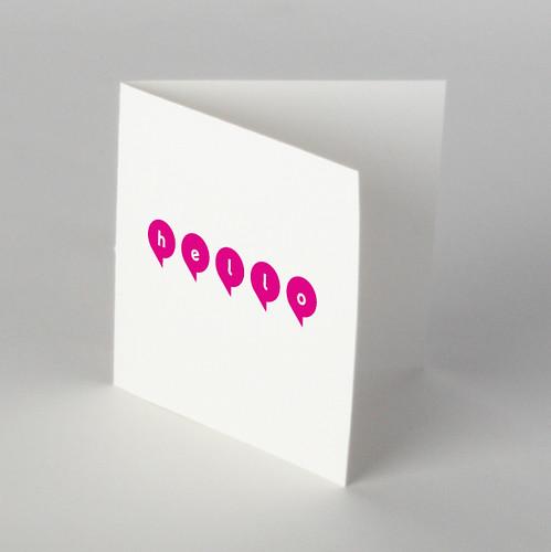 Tcu Graphic Design Senior Show Greeting Card To Raise Mone Flickr