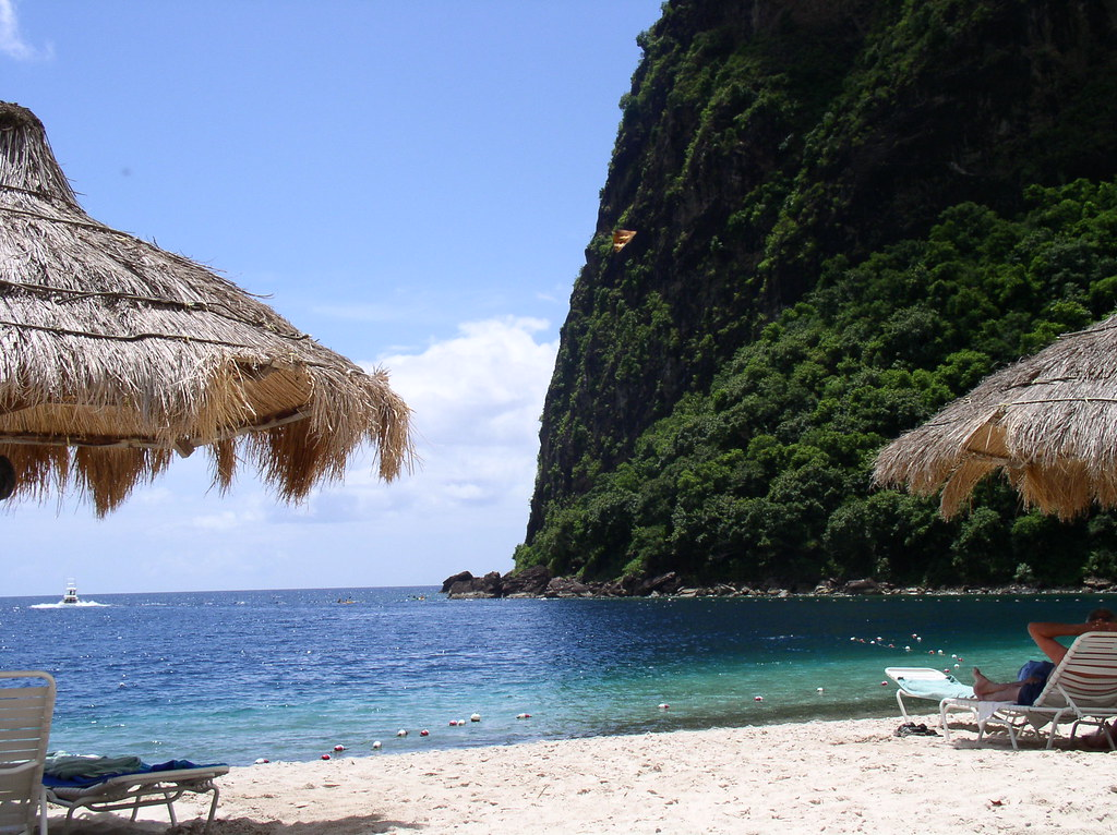 Explore The Beauty Of Caribbean: Jalousie Beach St. Lucia