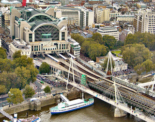 The Country Alliance surround Charing Cross Station | by yewenyi